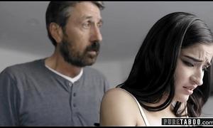 PURE Embargo Teen Slut Emily Willis Spanked &_ Creampied by Stepdad