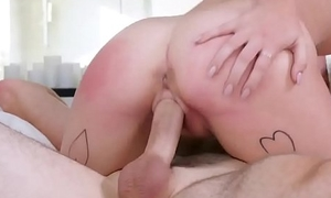 Teen slut car oral job and french redhead Stepfathers Perfect Fit