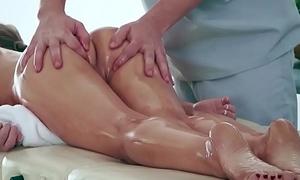 Brazzers - Dirty Masseur - (Kendall Kayden, Jessy Jones) - Toeing The Line