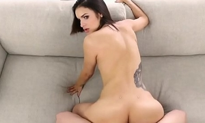 Humongous Dick Anal For Gal Eden Sinclair