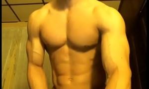 Blithe Denmark Muscle Guy