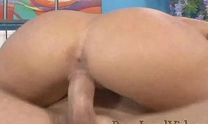 Hot pretty good Bitch Sienna butty shaking and fucking hard